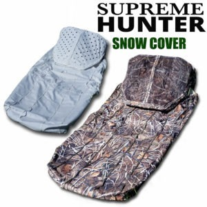 supreme hunter og snow cover tilbud